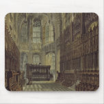 Henry the Seventh Chapel, plate 8 from 'Westminste Mouse Pads
