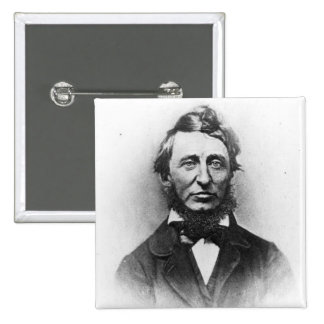 Henry Thoreau Pinback Button