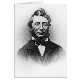 Henry Thoreau Card