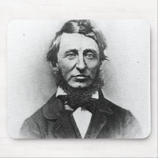 Henry Thoreau Mouse Mat