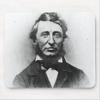 Henry Thoreau Mouse Pad
