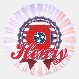 Henry TN Sticker