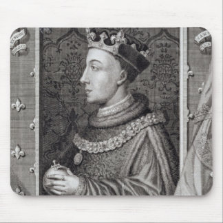 Henry V (1387-1422), after a painting in Kensingto Mouse Pad