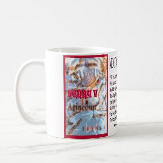 Henry V Basic White Mug