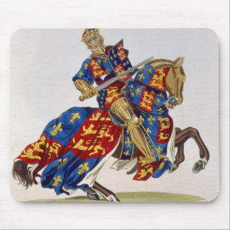 Henry VI, King of England (1421-71), 1422, from 'A Mouse Pad