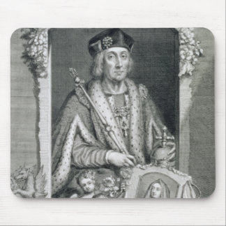 Henry VII (1457-1509) King of England from 1485, a Mouse Pad