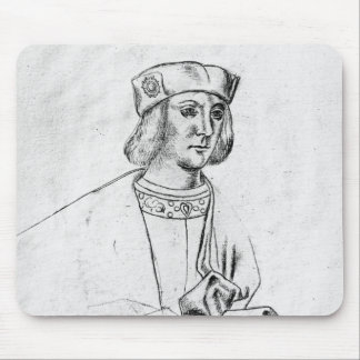 Henry VII  king of England Mouse Mat
