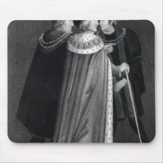 Henry VII Mouse Mat