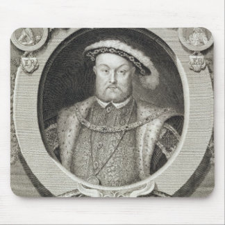 Henry VIII (1491-1547), after a painting in the Ro Mousepads