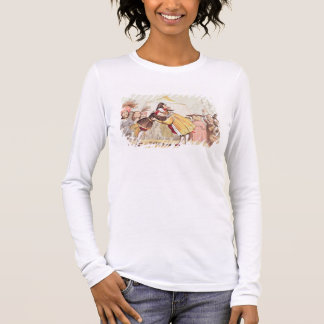Henry VIII (1491-1547) and Francis I of France (14 Long Sleeve T-Shirt