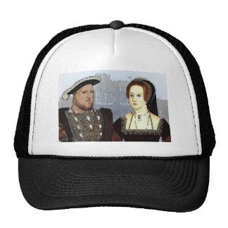 Henry VIII and Ann Boleyn Trucker Hats