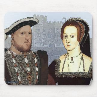 Henry VIII and Ann Boleyn Mouse Mat