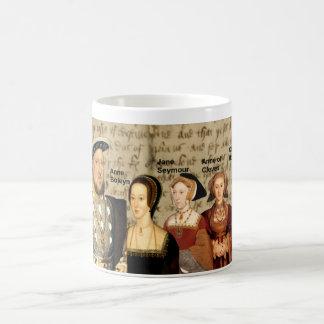 Henry VIII and his wives Mug