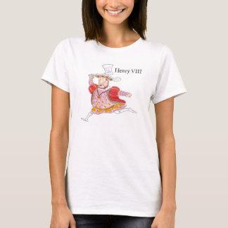 Henry VIII Cartoon T-Shirt
