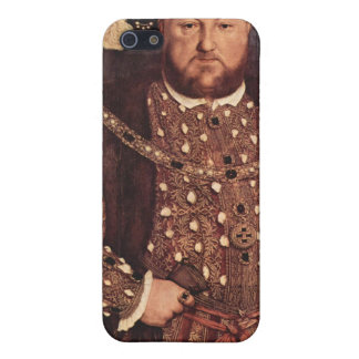 Henry VIII iPhone Case iPhone 5/5S Cases