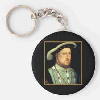 Henry VIII Key Ring