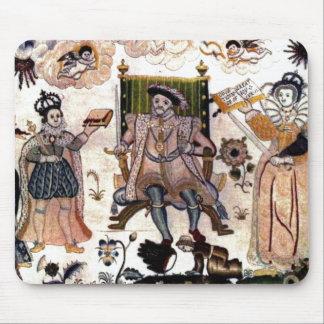 Henry VIII Mousepad