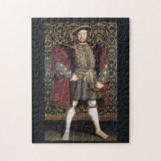 Henry VIII Portrait Puzzle