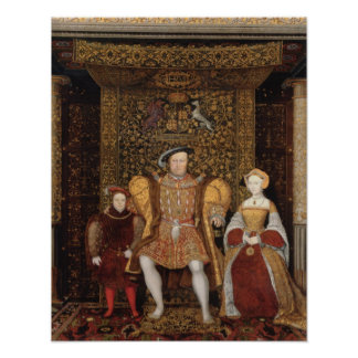 Henry VIII Print