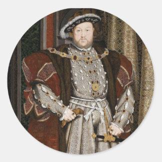 Henry VIII Stickers
