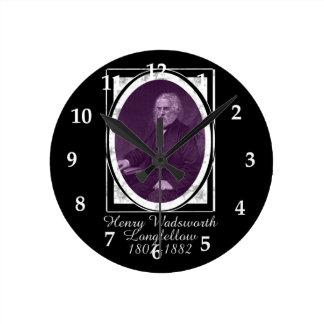 Henry Wadsworth Longfellow Clocks