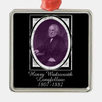 Henry Wadsworth Longfellow Christmas Ornaments