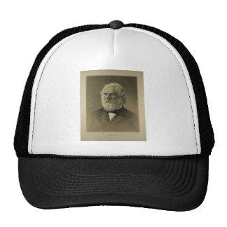 Henry Wadsworth Longfellow Portrait (1888) Mesh Hats