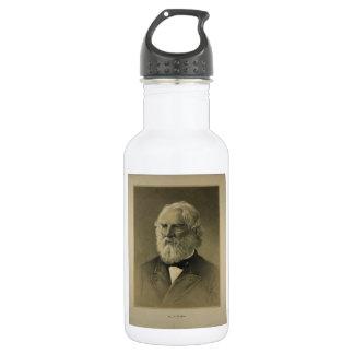 Henry Wadsworth Longfellow Portrait (1888) 532 Ml Water Bottle
