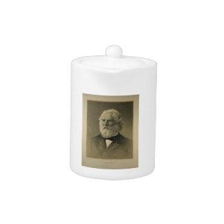 Henry Wadsworth Longfellow Portrait 1888