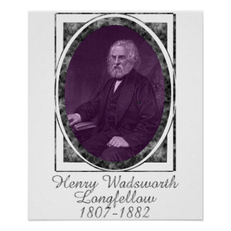 Henry Wadsworth Longfellow Posters