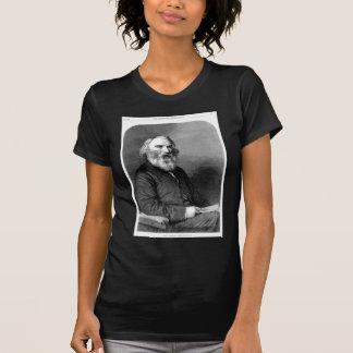 Henry Wadsworth Longfellow Tee Shirt