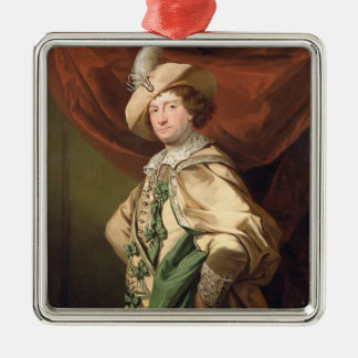 Henry Woodward as Petruchio, c.1773-74 (oil on can Christmas Ornament