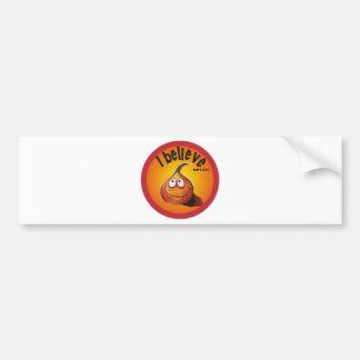 "Henry's ""Attitude of Gratitude"" Bumper Sticker"
