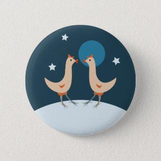Hens Night Party 6 Cm Round Badge