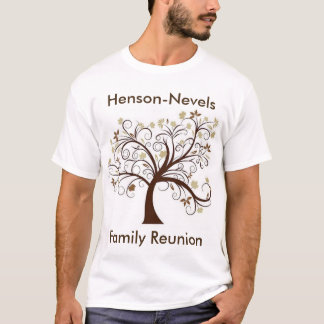 Henson-Nevels Family Reunion T-Shirt