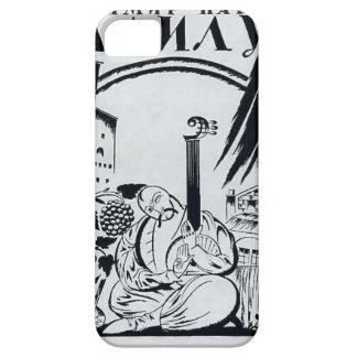 Heorhiy Narbut- Cover of Volodymyr Narbut's book iPhone 5 Covers