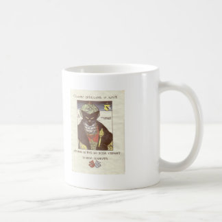 Heorhiy Narbut-How mice buried the cat Coffee Mug