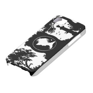 Heorhiy Narbut- Three Fables of Krylov iPhone 5 Cover