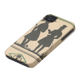 Heorhiy Narbut- Three Fables of Krylov Case-Mate iPhone 4 Cases
