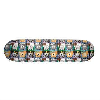 Hep Cat Skateboard