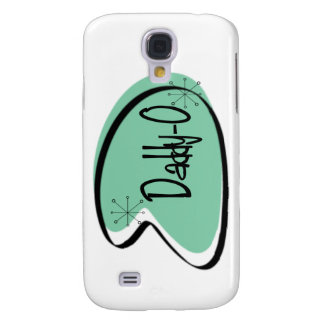 Hep Daddy-O for Father's Day Galaxy S4 Case