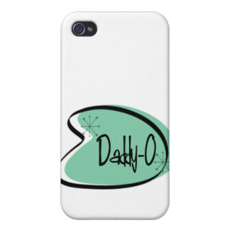 Hep Daddy-O for Father's Day Case For The iPhone 4
