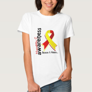 Hepatitis C Awareness 5 Shirt
