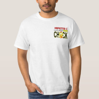 Hepatitis C Messed With Wrong Chick T-Shirt