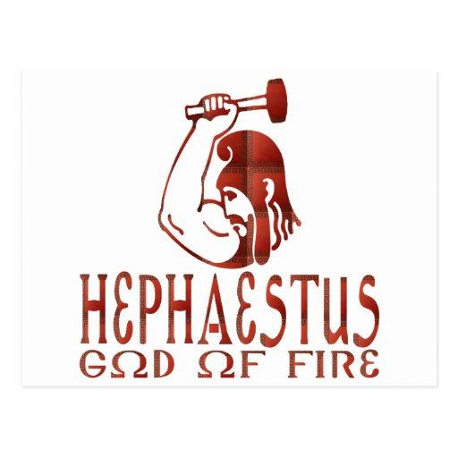 Hephaestus Postcards