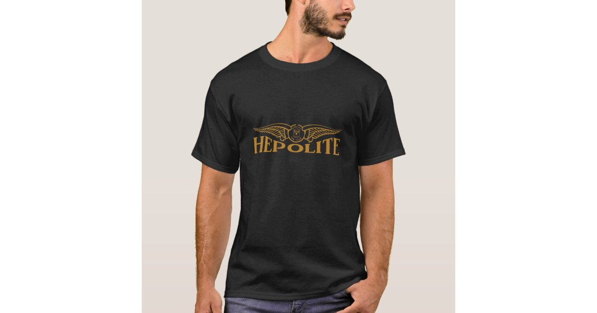 Hepolite rings and pistons T-Shirt | Zazzle co uk
