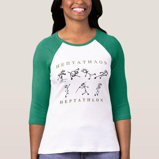 Heptathlon Shirt Track and Field