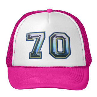 Her 70th Birthday Party Cap