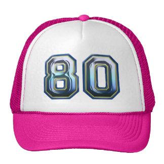 Her 80th Birthday Cap