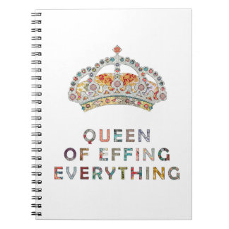 Her Daily Motivation Notebook